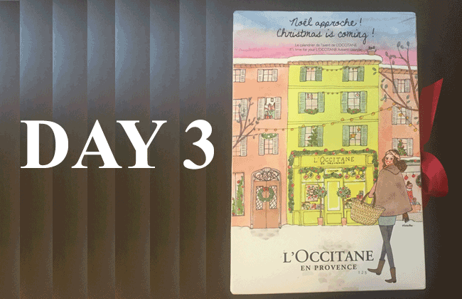 L'Occitane en Provence: Day 3 Gift Tags